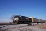 NS rack train